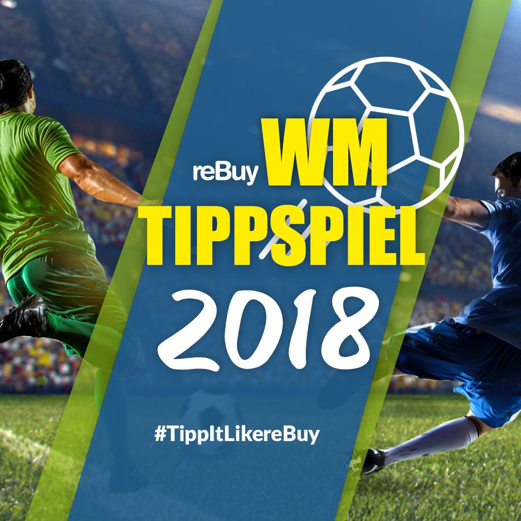 Das reBuy WM Tippspiel