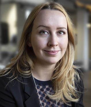 Lisa Damen, UK Business Development