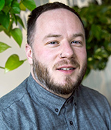 Joe McKenna, UK Business Development