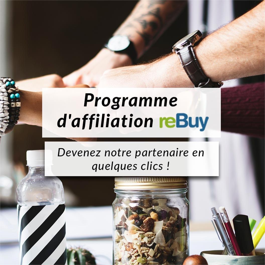 Willkommen zur reBuy Partnerprogrammseite